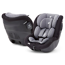 Buy Joie i-Anchor Advance Group 0+/1 Car Seat, Black Online at johnlewis.com