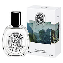 Buy Diptyque Tam Dao Eau de Toilette, 30ml Online at johnlewis.com