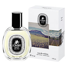 Buy Diptyque L'Ombre Dans L'Eau Eau de Toilette, 30ml Online at johnlewis.com