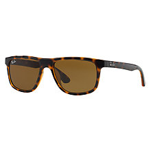 Buy Ray-Ban Junior RJ9057S Classic Square Sunglasses Online at johnlewis.com
