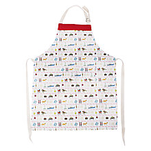 Buy Milly Green Celebrating Britain Queen's 90th Birthday Apron Online at johnlewis.com