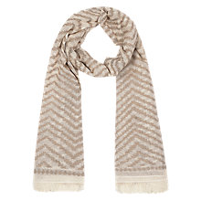 Buy Gerard Darel Char Scarf Online at johnlewis.com