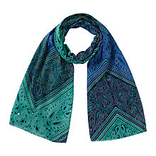 Buy East Lila Print Scarf Online at johnlewis.com