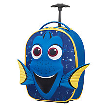 Buy Samsonite Finding Dory Cabin Case Backpack, Blue Online at johnlewis.com