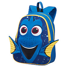 Buy Samsonite Finding Dory Backpack, Blue Online at johnlewis.com