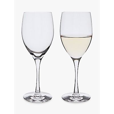 Dartington Crystal Bar Excellence Whisky Rocks Tumbler, Set of 2