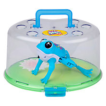 Buy Little Live Pets The Lil' Frog Tank Online at johnlewis.com