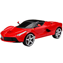 Buy New Bright LaFerrari 1:12 Radio Control Car Online at johnlewis.com
