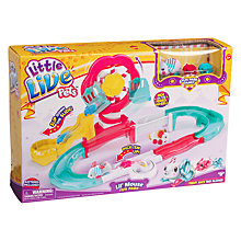 Buy Little Live Pets Lil' Mouse Fun Park Trail Playset Online at johnlewis.com