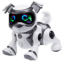 Buy Teksta Voice Recognition Robotic Puppy Online at johnlewis.com