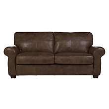 Buy John Lewis Hampstead Medium Leather Sofa Online at johnlewis.com
