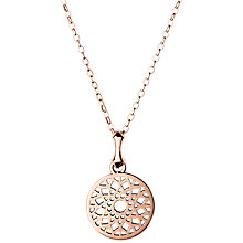 Buy Links of London Timeless Small Pendant Necklace Online at johnlewis.com