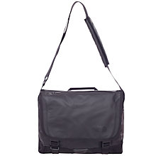 Buy The North Face Base Camp Messenger Bag, Black, Small Online at johnlewis.com