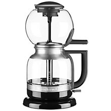 Buy KitchenAid KCM0812BOB Siphon Artisan Coffee Brewer Online at johnlewis.com