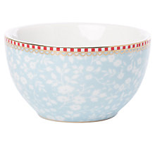 Buy PiP Studio Lovely Branches Bowl, Dia.9.5cm, Blue Online at johnlewis.com