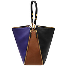 Buy Mulberry Camden Smooth Calf Hobo Bag, Multi Online at johnlewis.com