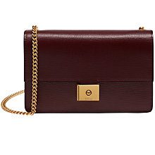Buy Mulberry Cheyne Printed Goat Leather Clutch Bag Online at johnlewis.com