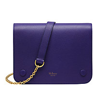 Buy Mulberry Clifton Classic Grain Leather Across Body Bag Online at johnlewis.com