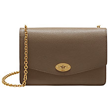 Buy Mulberry Postman's Lock Clutch Bag Online at johnlewis.com