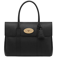 Buy Mulberry Bayswater Classic Leather Bag Online at johnlewis.com