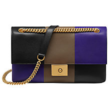 Buy Mulberry Cheyne Smooth Calf Leather Shoulder Bag Online at johnlewis.com