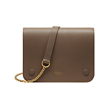 Buy Mulberry Clifton Small Classic Grain Leather Across Body Bag Online at johnlewis.com