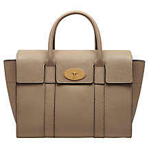 Buy Mulberry Bayswater New Small Classic Grain Bag Online at johnlewis.com
