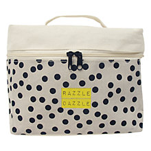 Buy Arm Candy Razzle Dazzle Vanity Case Online at johnlewis.com