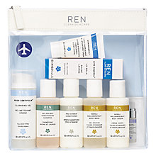 Buy REN Grab & Go Travel Kit Online at johnlewis.com