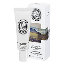 Buy Diptyque Nourishing Cleansing Balm, 25ml Online at johnlewis.com