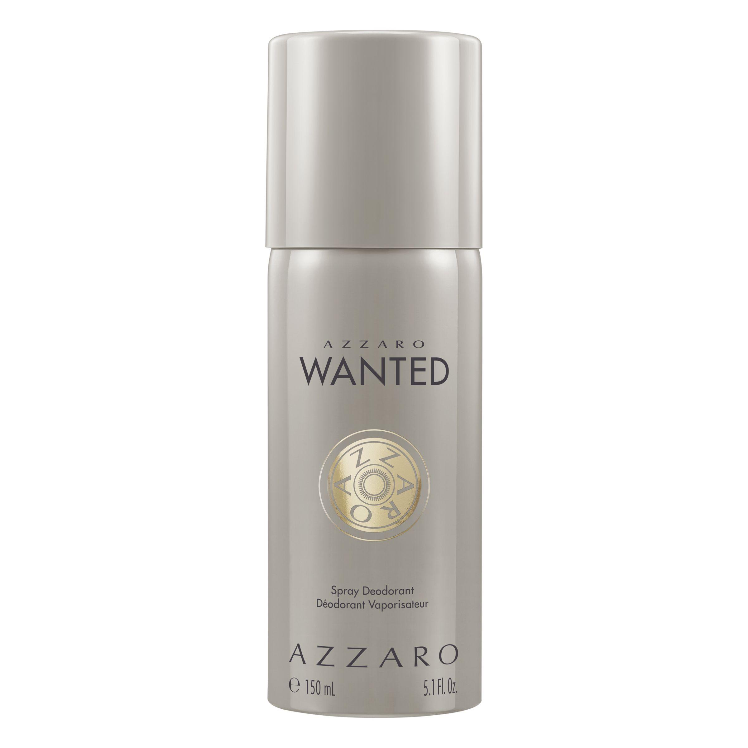 Azzaro Azzaro Wanted Spray Deodorant, 150ml