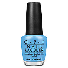Buy OPI Nail Lacquer Alice Through The Looking Glass Collection, 15ml Online at johnlewis.com