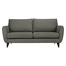 Buy John Lewis Warwick Cushion Back Small Sofa, Camber Steel Online at johnlewis.com