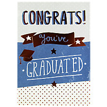 Buy Hotchpotch Graduation Card Online at johnlewis.com