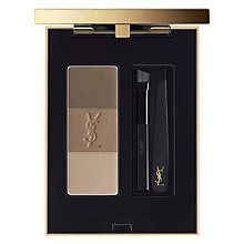 Buy Yves Saint Laurent Couture Brow Palette Online at johnlewis.com