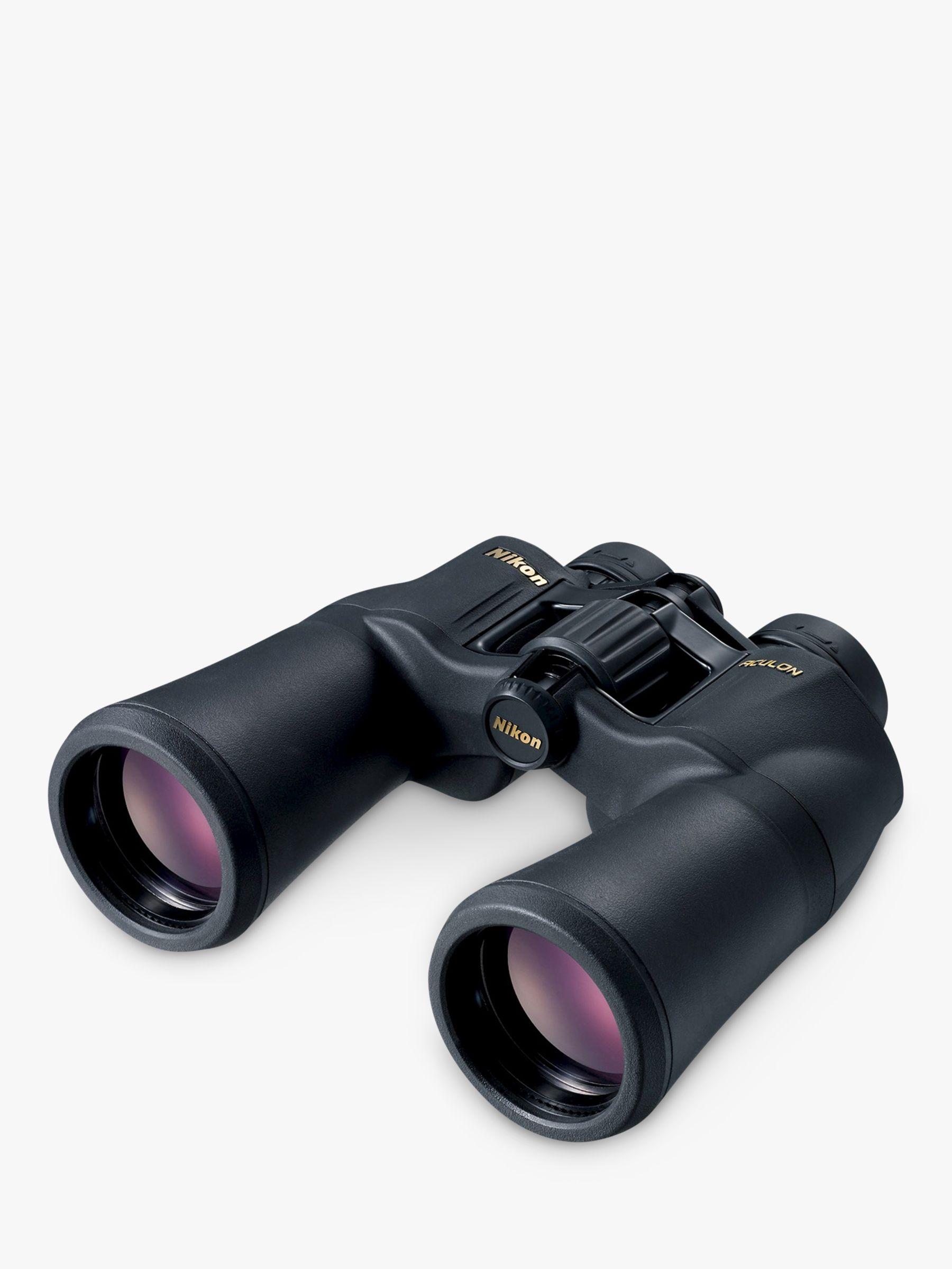 Nikon Nikon Aculon A211 Binoculars, 16 x 50, Black