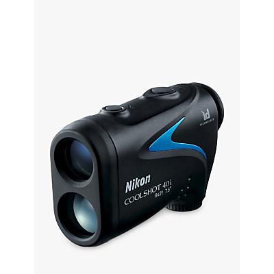 Nikon COOLSHOT 40i Laser Range Finder With 8650 Yard Range & Angle Compensation Technology