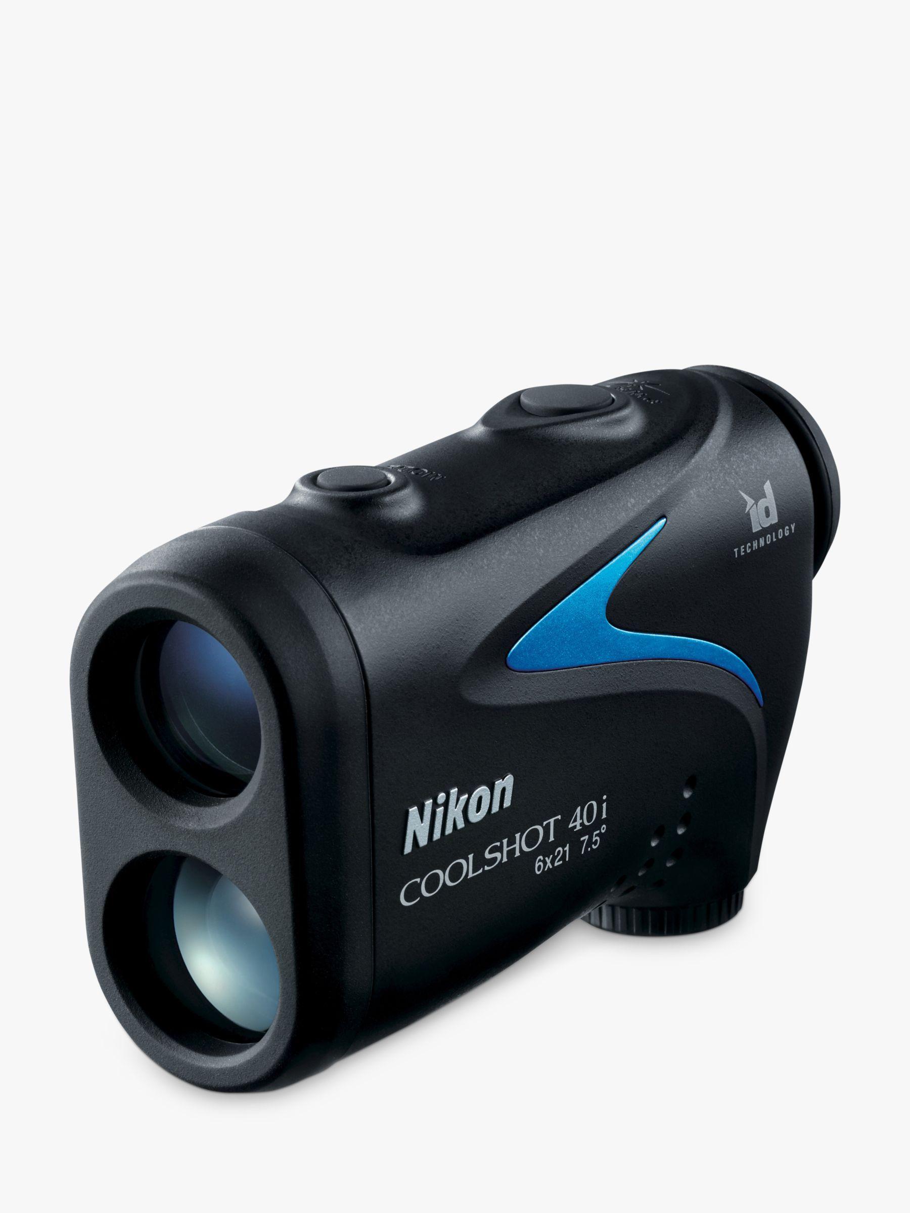 Nikon Nikon COOLSHOT 40i Laser Range Finder With 8-650 Yard Range & Angle Compensation Technology