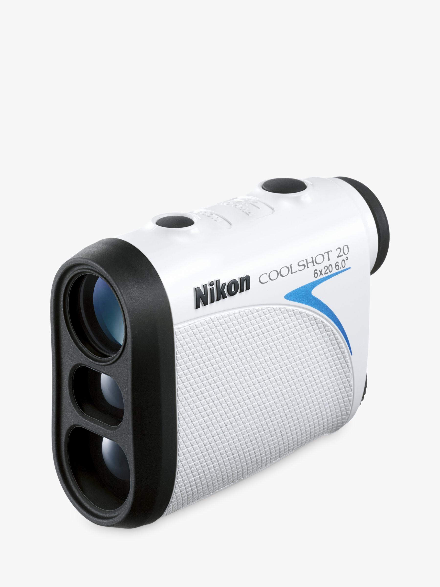 Nikon Nikon COOLSHOT 20 Laser Range Finder With 6-550 Yard Range