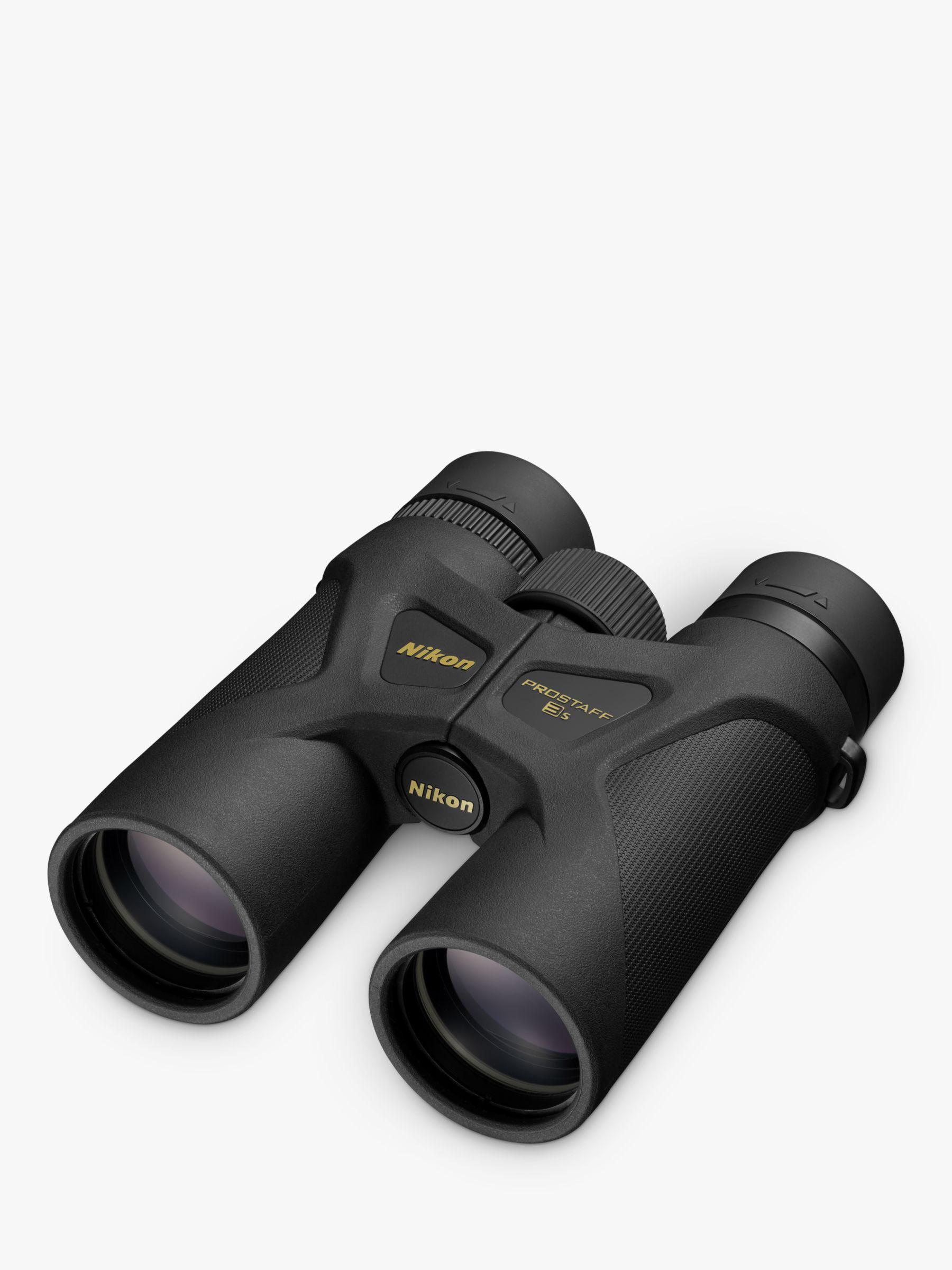 Nikon Nikon PROSTAFF 3S Binoculars, 10 x 42, Black