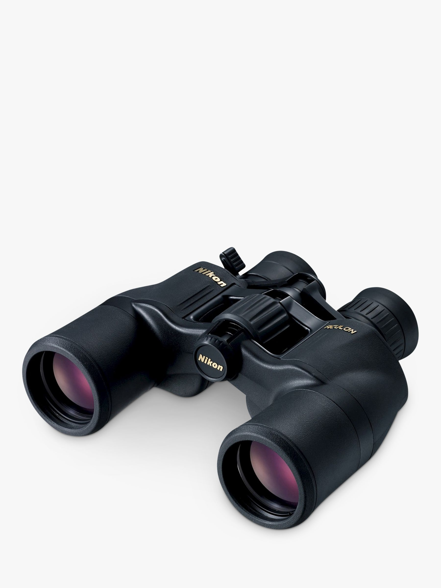 Nikon Nikon Aculon A211 Binoculars, 8-18 x 50, Black