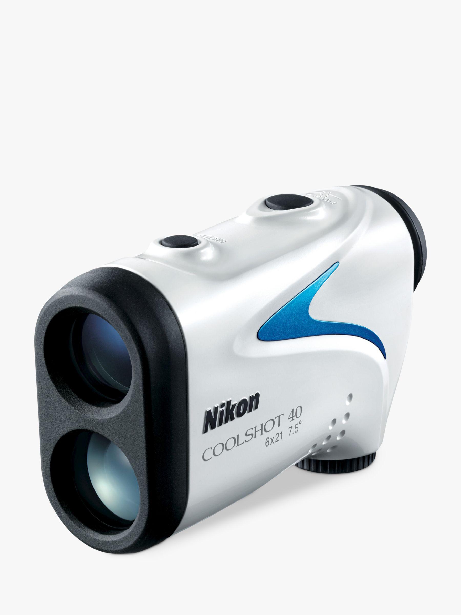 Nikon Nikon COOLSHOT 40 Laser Range Finder With 8-650 Yard Range