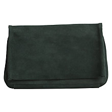 Buy Pieces Suede Clutch Bag Online at johnlewis.com