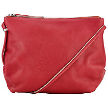 Buy Pieces Nacca Leather Across Body Bag Online at johnlewis.com