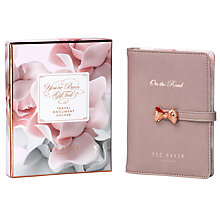 Buy Ted Baker Travel Document Holder Online at johnlewis.com