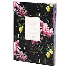 Buy Ted Baker Gift Wrap Book, Multi Online at johnlewis.com