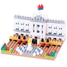 Buy Nanoblock Buckingham Palace Online at johnlewis.com