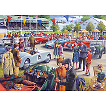 Buy Gibsons Goodwood Revival 1000 Piece Jigsaw Puzzle Online at johnlewis.com