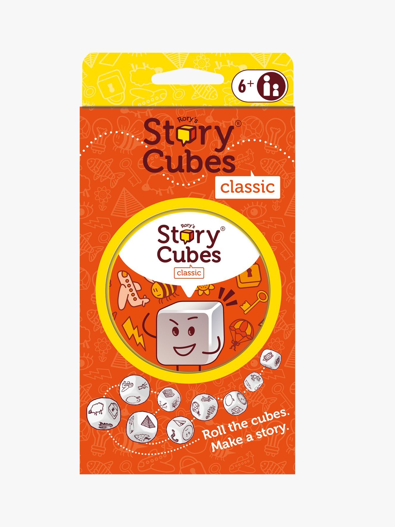 Esdevium Rory's Story Cubes Game