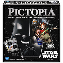 Buy Star Wars Pictopia Game Online at johnlewis.com